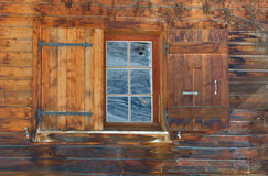 Windows shutters Royalty Free Stock Photography