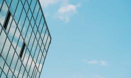 Windows and sky Stock Photo