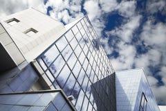 Windows of skyscraper Stock Image