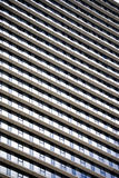 Windows on a Skyscraper Royalty Free Stock Images