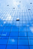 Windows of skyscraper stock photography