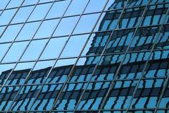 Windows of a skyscraper Royalty Free Stock Image