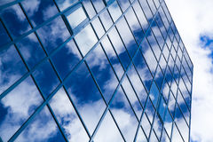 Windows of skyscraper Royalty Free Stock Photos