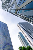 Windows of Skyscraper office building Royalty Free Stock Image