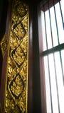 Windows striped Таиланд Стоковое Фото