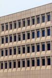 Windows sull'alta costruzione Fotografie Stock