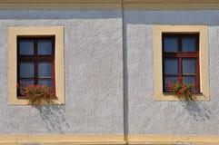Windows sur la Chambre photo libre de droits