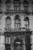 Windows szczegóły w Venice zdjęcie royalty free