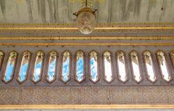 Windows of Thai temple Stock Photography