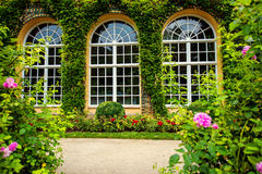 3 windows Royalty Free Stock Photography