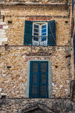 Windows in traditional style.Tunis Stock Photos