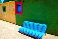 Windows und Sitz Lizenzfreies Stockfoto