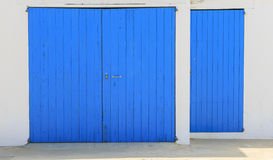 Windows und Türen Lizenzfreies Stockfoto