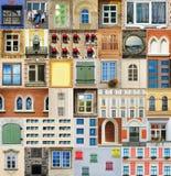 Windows uppsättning Arkivfoton