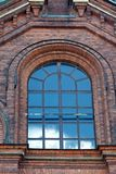Windows of Uspenski Orthodox Church, Helsinki Royalty Free Stock Photos