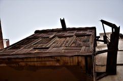 Windows velho étnico na construção histórica do distrito, Jeddah, Arábia Saudita Arábia Saudita Imagens de Stock
