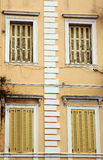 Windows Venetian building Royalty Free Stock Photos