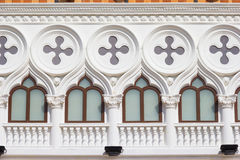 Windows at the Venezia Stock Images