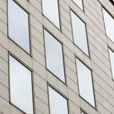 Windows von Gebäuden Lizenzfreie Stockfotografie