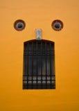 Windows w formie twarzy Zdjęcie Stock