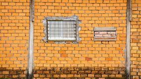 Windows on the wall Stock Photos