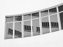 Windows in Windows Stock Photo