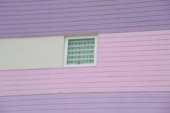 Windows Wood texturbakgrund Royaltyfria Bilder