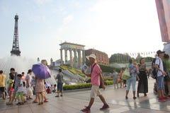 The Windows of the world in NANSHAN SHENZHEN CHINA AISA Stock Photos
