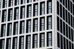 Windows y paredes Foto de archivo libre de regalías