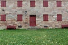 Windows y puertas Fotografía de archivo