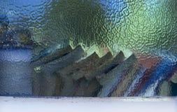 windowsill книжных полок Стоковые Изображения