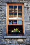 windowsill утеса стоковая фотография rf