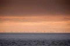 Windpark Стоковое Изображение