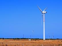 windpower Fotografia Royalty Free