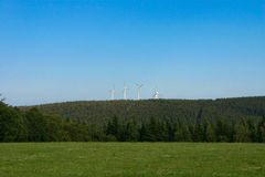 Windpower Arkivfoton