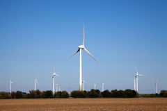 Windpower Green Technology Stock Images