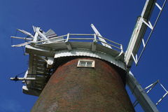 Windpump Fotografia Stock