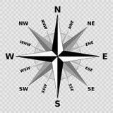 Windrose Стоковое Изображение RF