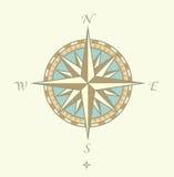 windrows компаса Стоковые Фото