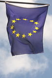 Winds over Europe. European union is economical answer of Europe - where we go Stock Images