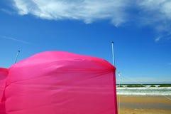 windscreen пляжа Стоковые Фотографии RF
