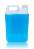 Windshield Washer Fluid with path Royalty Free Stock Images