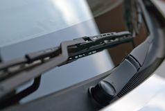 Windshield wiper Stock Images