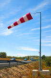 Windsock Stock Photo