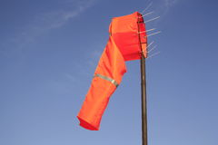 Windsock Royalty Free Stock Photo