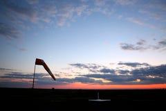 windsock Royaltyfri Bild
