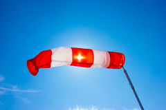 Windsock Royalty Free Stock Images