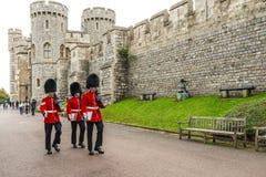 Windsor城堡 免版税库存照片