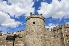 Windsor城堡 免版税库存图片