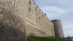 Windsor城堡 免版税图库摄影